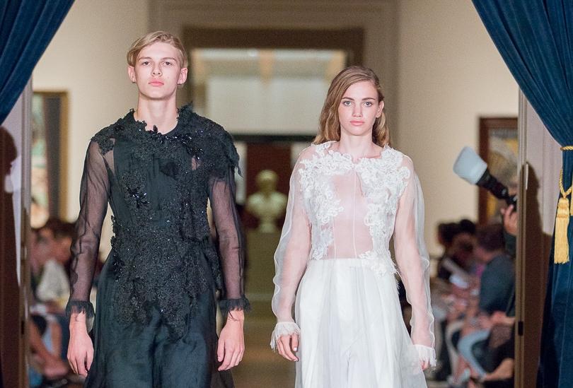 Saint Louis Art Museum x Saint Louis Fashion Fund 'Fluid Fashion' Show