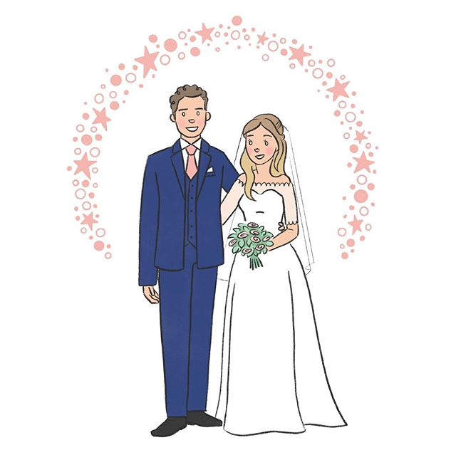 Wedding Season is well in truly in full swing! So this is just a heads up that portraits are 20% off in my shop until the end of July, so if you're in need of a wedding gift then you can grab a bargain 😄 . . . . #weddinggift #wedding #weddingportrait #couplesportrait #customportrait #illustration #weddingillustration #weddinggiftideas #weddingseason #brideandgroom #etsyshop #etsyseller