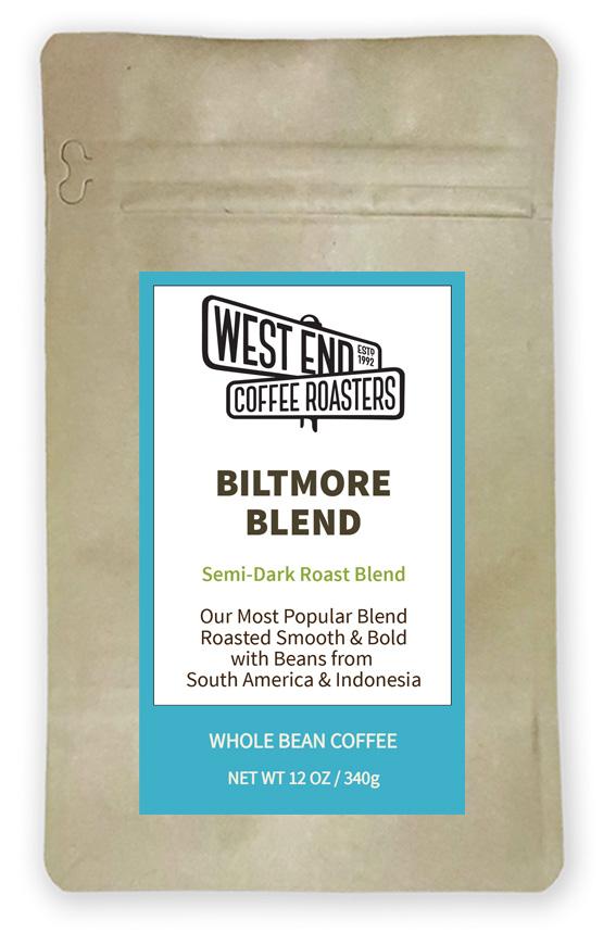 Biltmore Blend - Medium Roast Blend