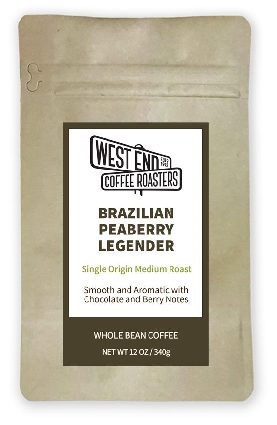 Brazilian Peaberry - Single Origin