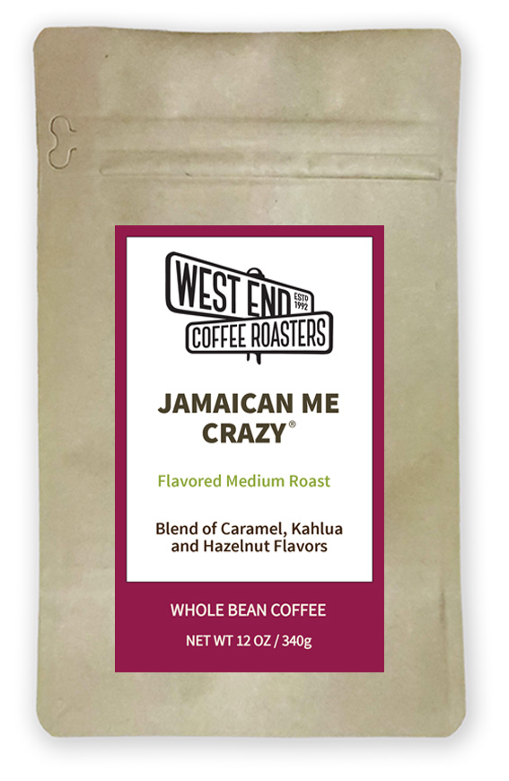 Jamaican Me Crazy - Flavored Coffee