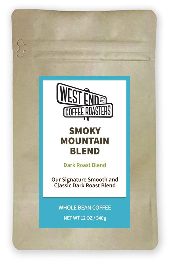 Smoky Mountain - Dark Roast Blend