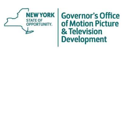 New York Post Production Tax Credit