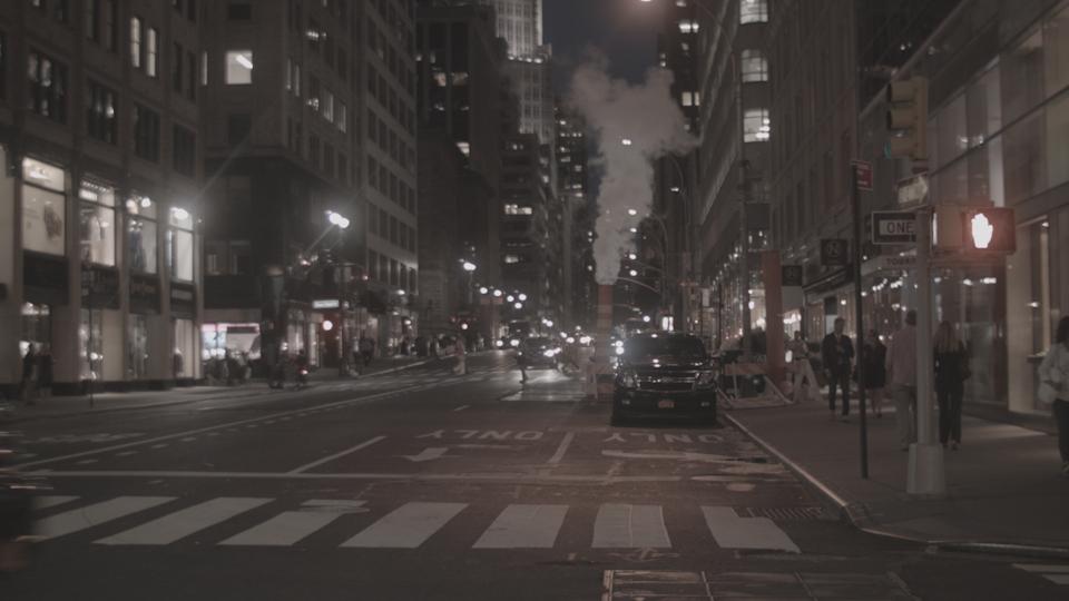 Before, Manhattan near midnight