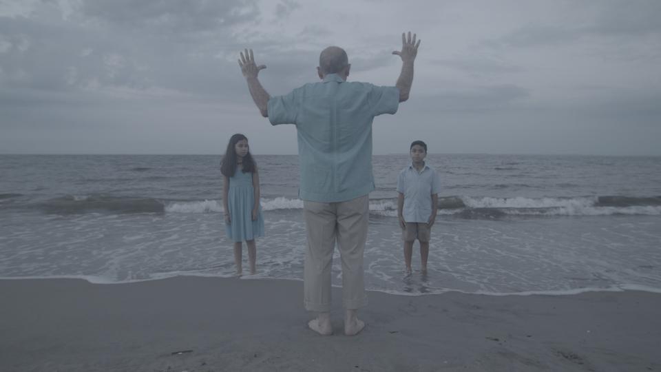 Before, Coney Island, dawn (with  Tess Romero, Rafael Sosa, Dylan Booth)