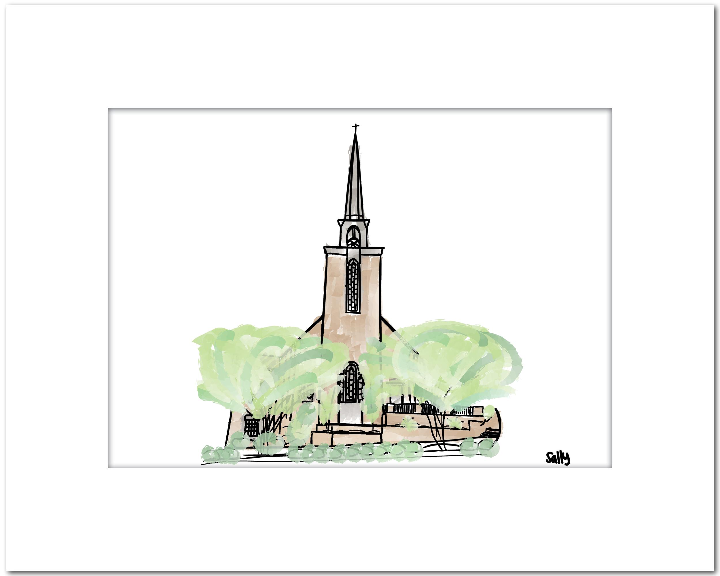 St. Luke's Episcopal Church // Birmingham, AL