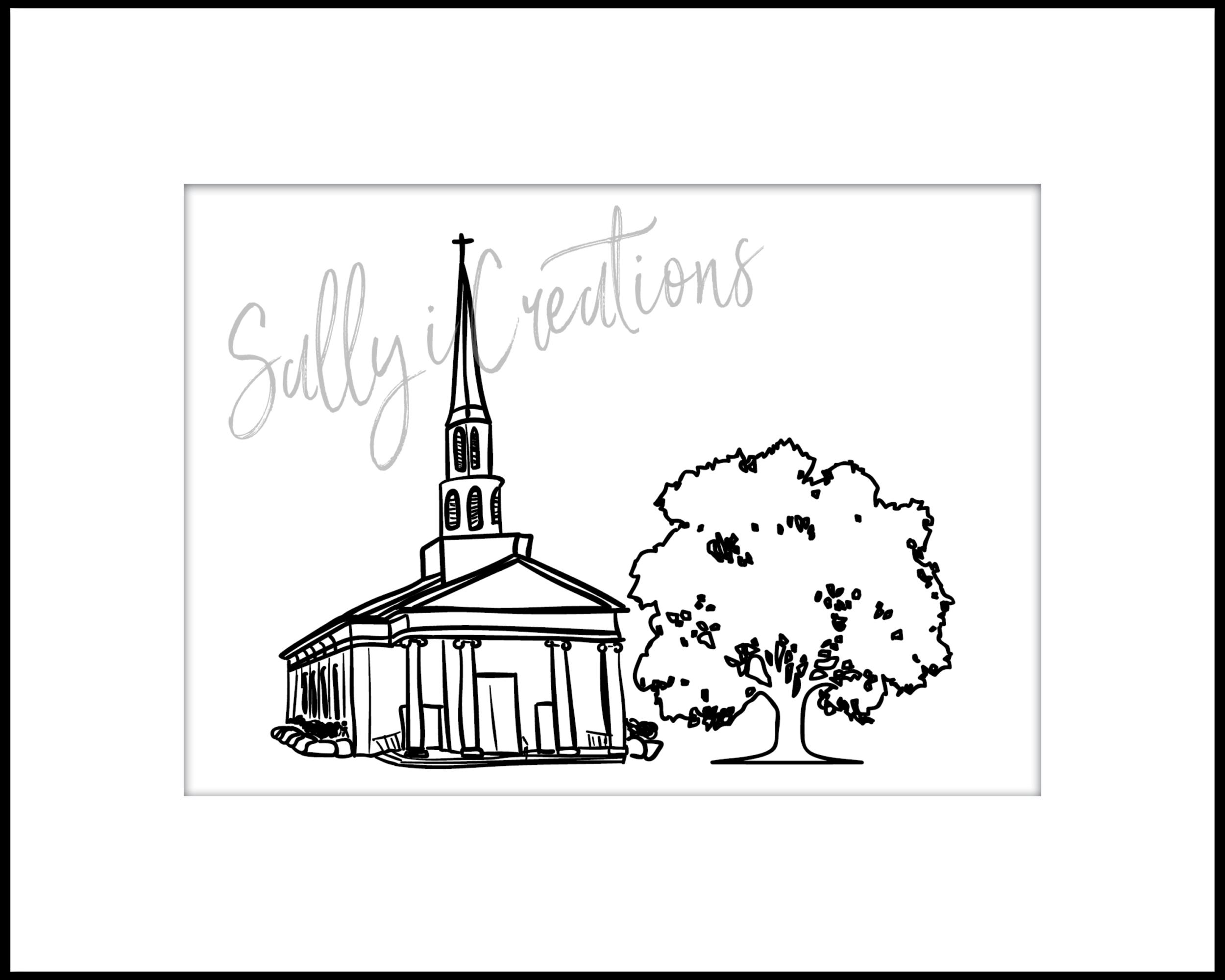 Spring Hill Presbyterian // Mobile, AL