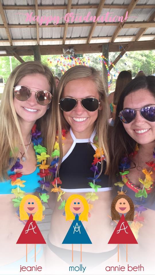 Graduation Party // Fairhope, AL