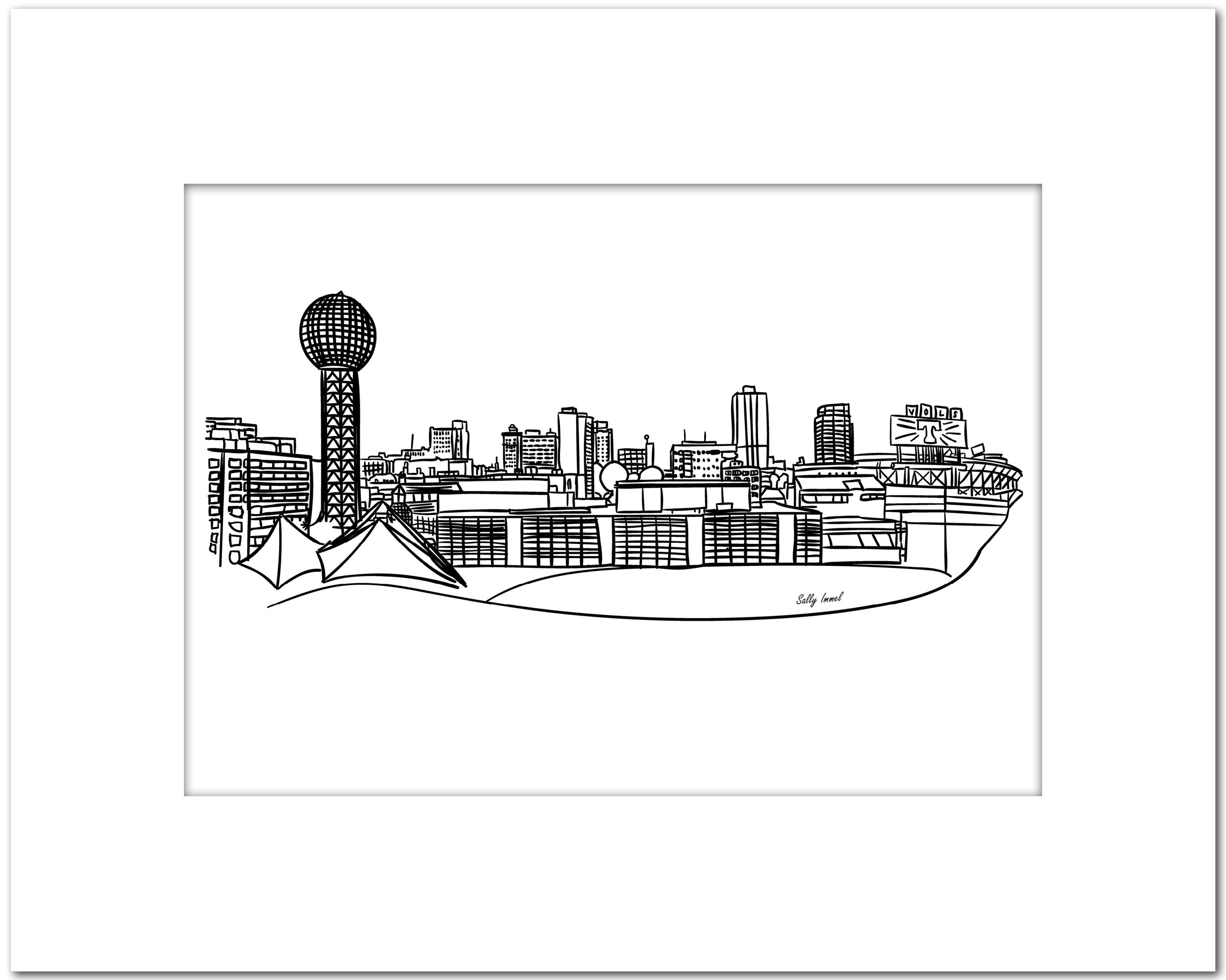 Skyline // Knoxville, TN