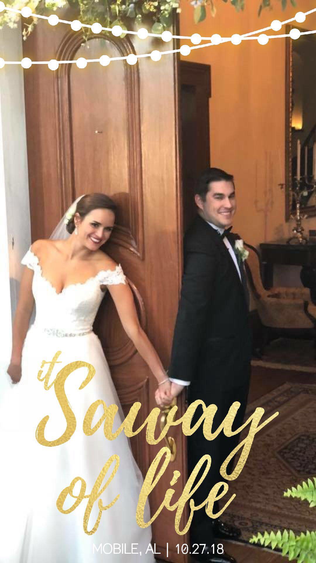 Saway Wedding // Mobile, AL