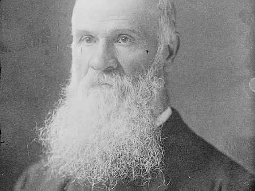 The Rev. Daniel S. Tuttle