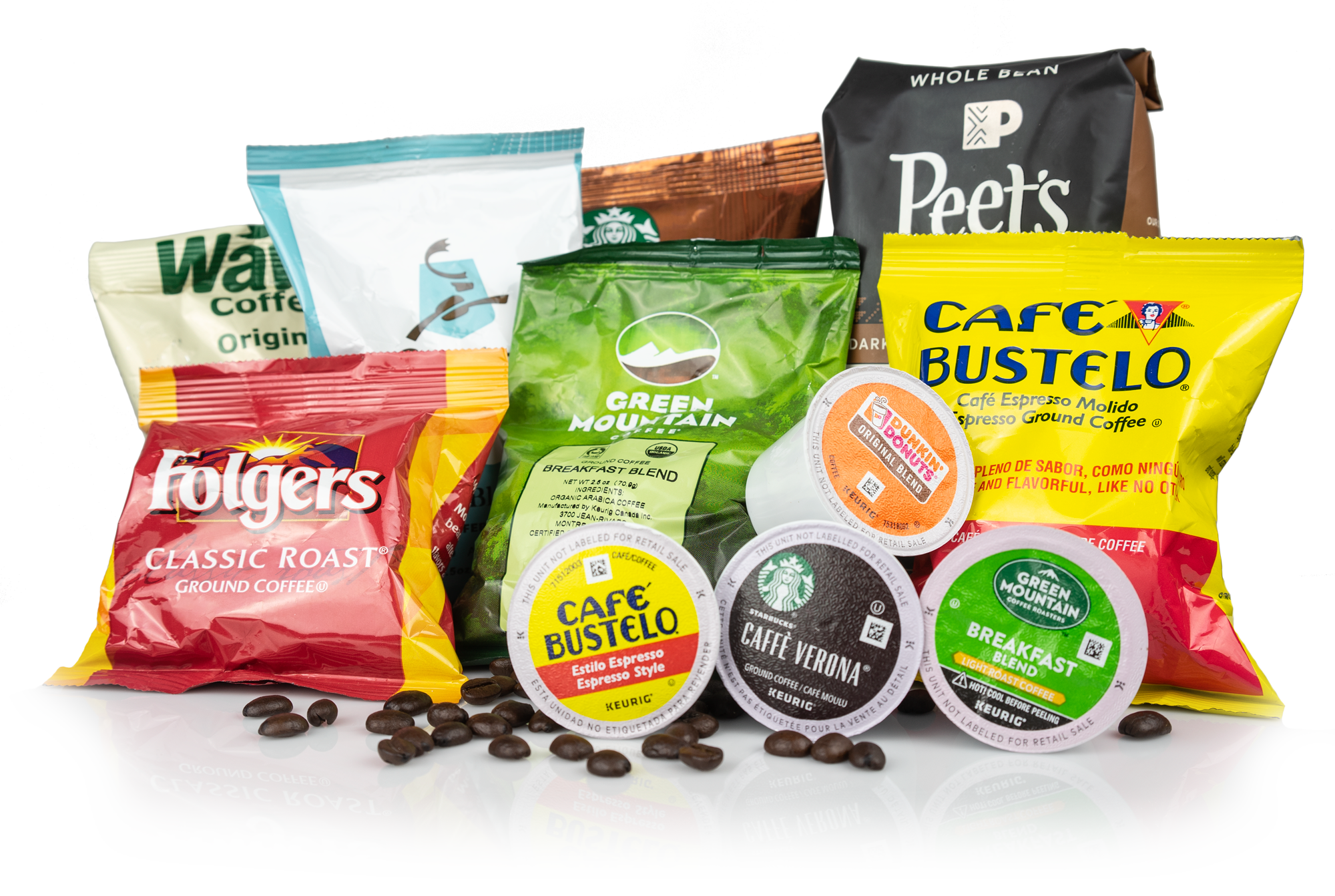 Coffee Supplies Delivered Tampa Florida