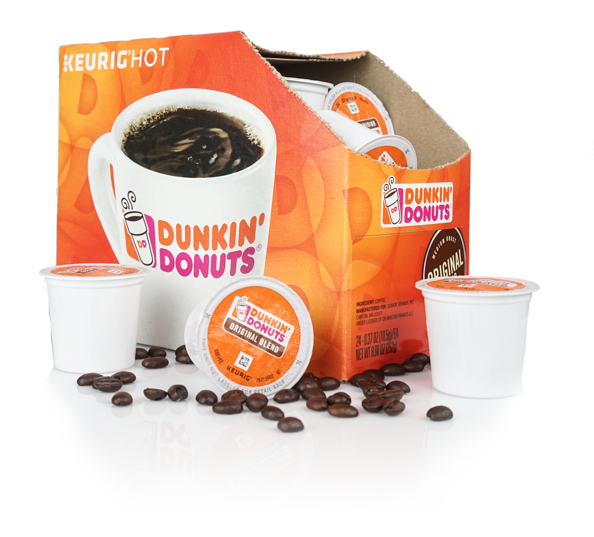 Dunkin' Donuts Office Coffee Supply Tampa Florida