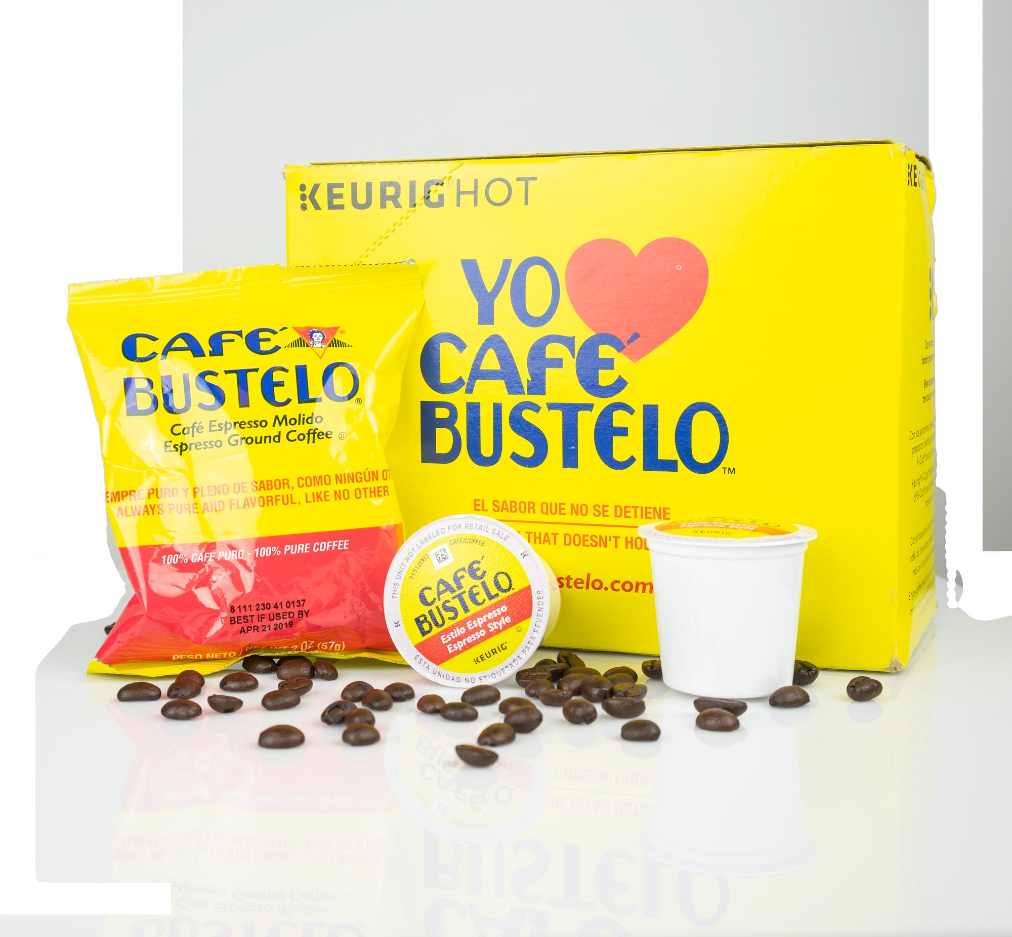 Café Bustelo® Coffee Supply Tampa Florida