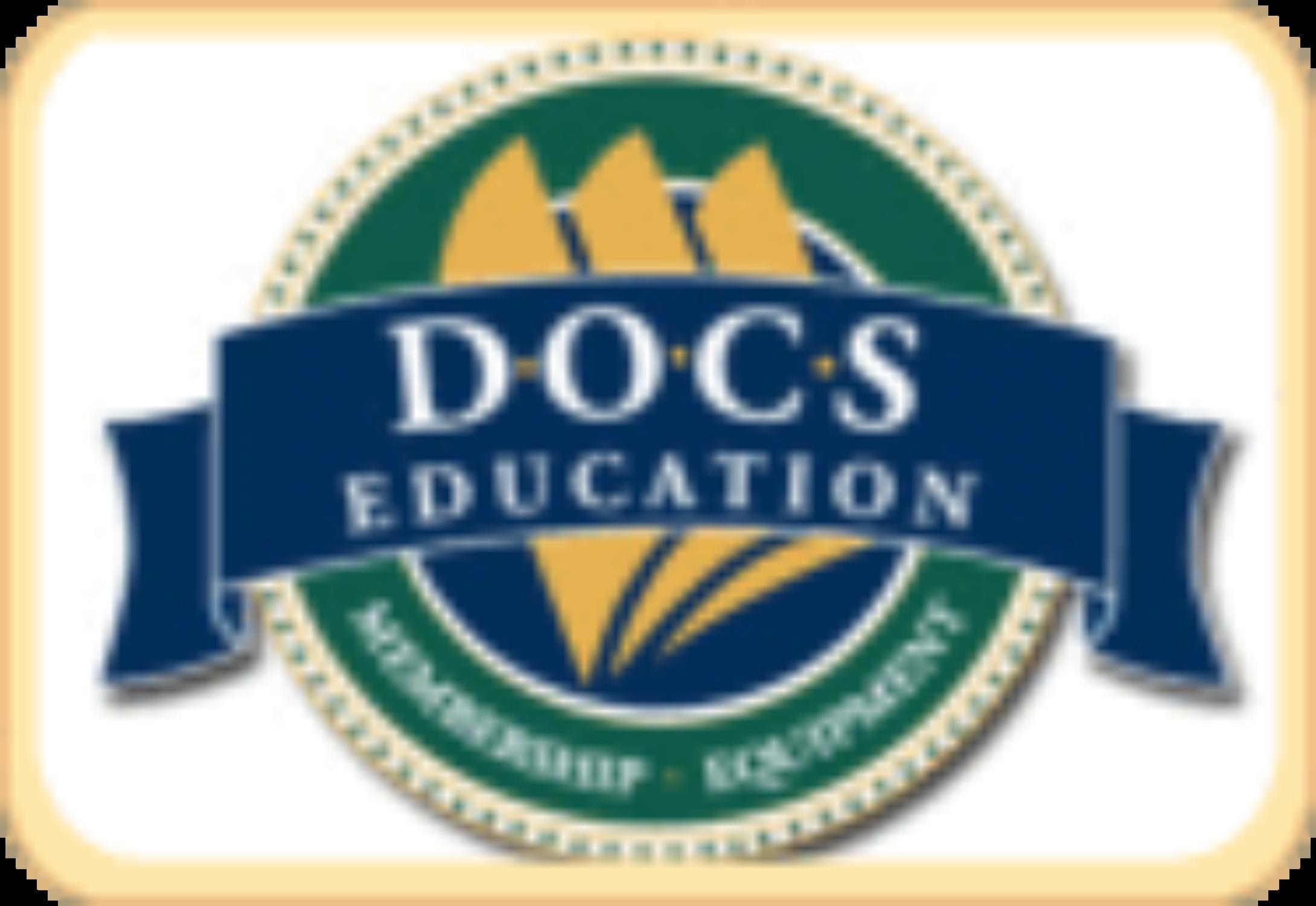DOCS Education.png