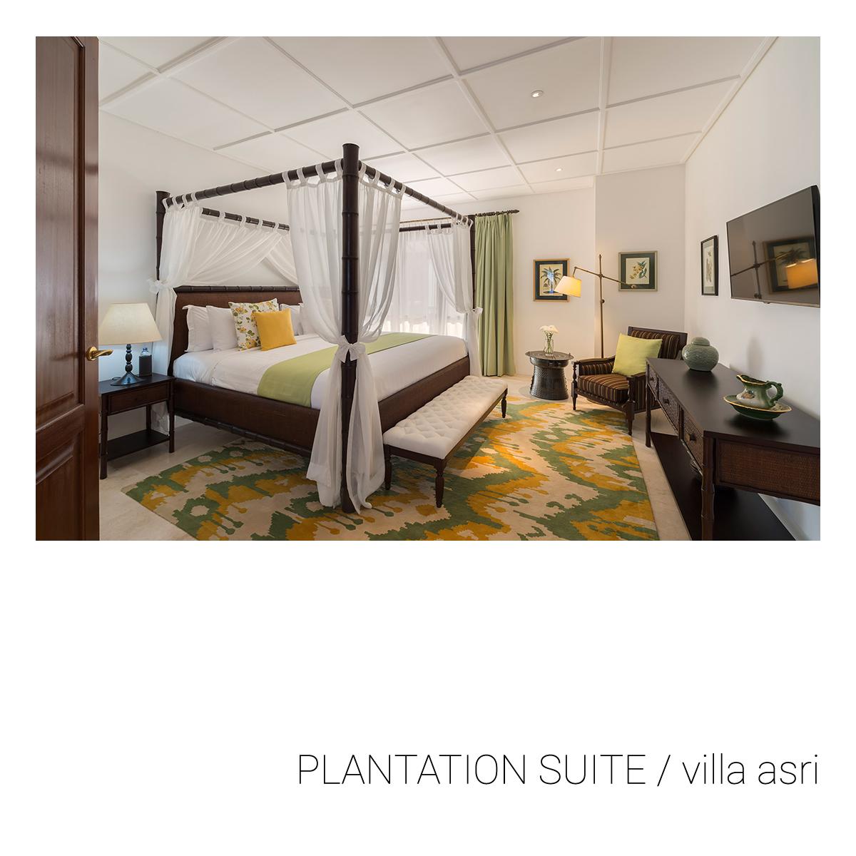 Plantation Suite VILLA ASRI