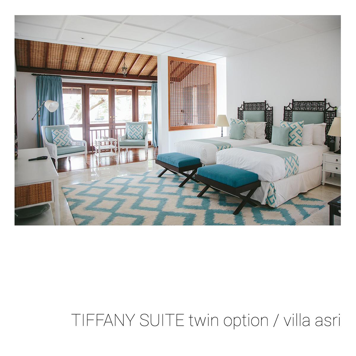 Tiffany Suite VILLA ASRI