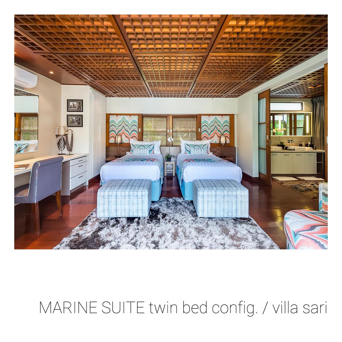 Marine Suite VILLA SARI