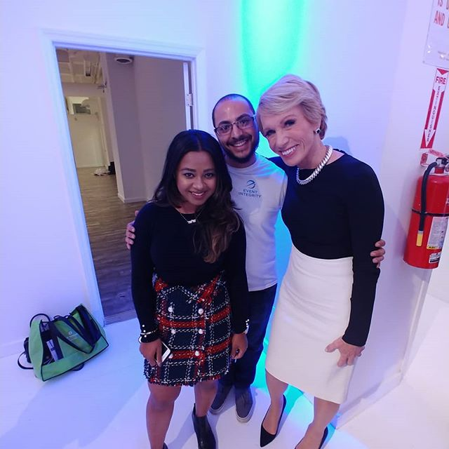 Event Planner Expo 2018 reels in a shark!  #gritdaily #eventintegrity #eventplannerexpo2018 #barbaracorcoran