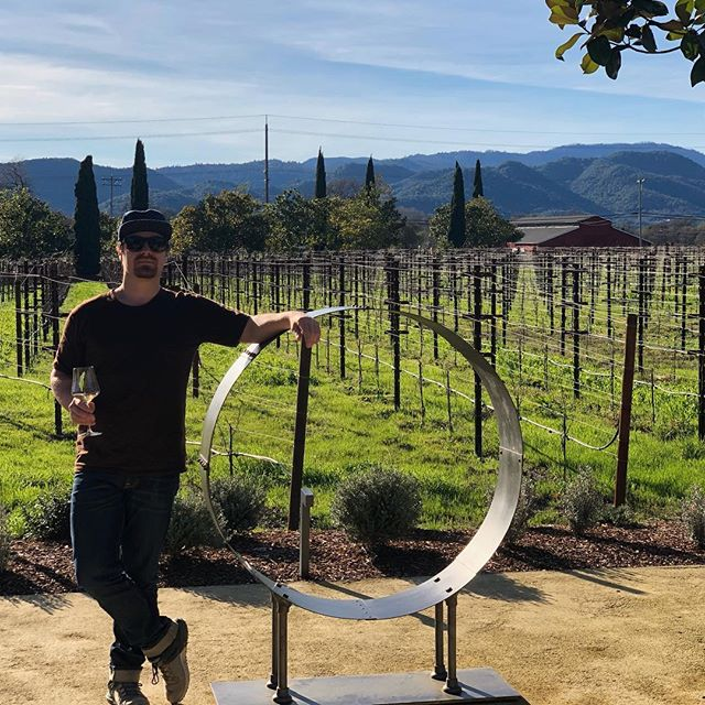 A quick trip to Napa Valley to visit some of the vineyards and taste wines we will be presenting at upcoming events. What a pleasant experience to escape the Tahoe winter confines. We hope to see you all soon! Sign up for our newsletter on gourmetkittyproductions.com to stay up to date on our happenings #wine #winetasting #foodandwine #travel #napavalley #local #january #tahoefoodscene #popup #wegotothesource @chmontelena @duckhornwine @paraduxxwine @cadeestate @closduval