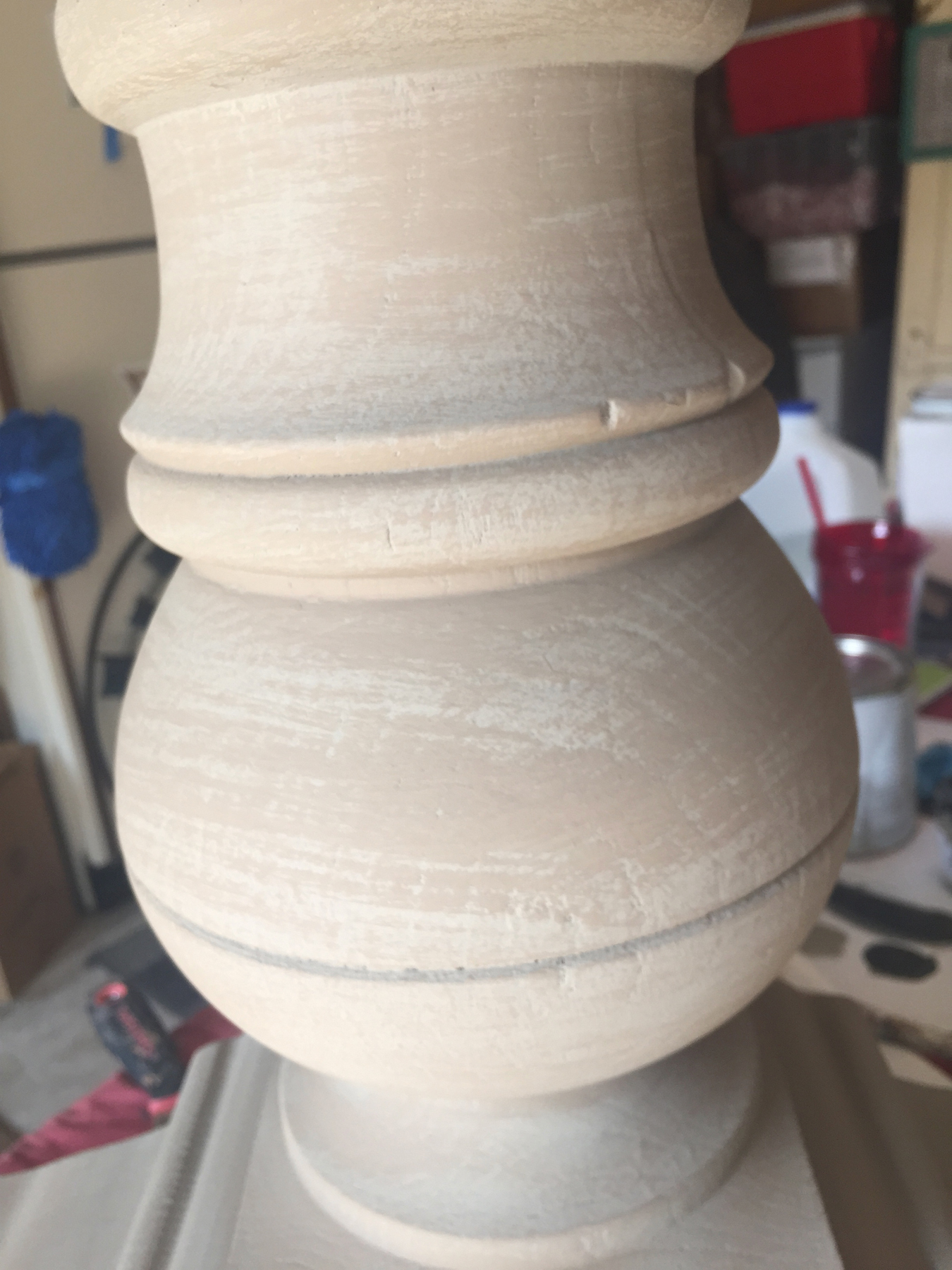 crimson + oak designs | graphite & metallic pedestal table tutorial STORY 003.JPG