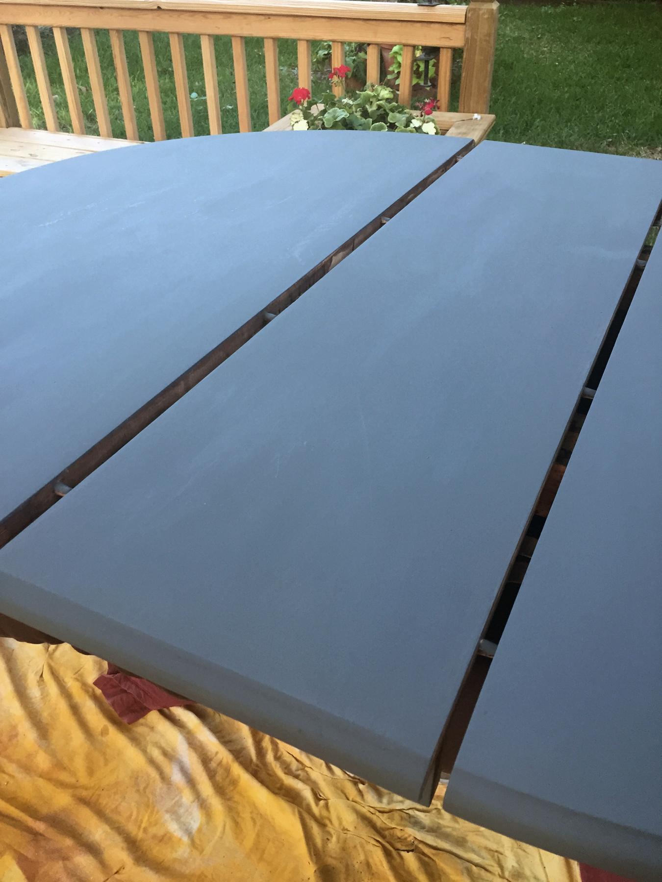 crimson + oak designs | graphite & metallic pedestal table tutorial STORY 010.JPG