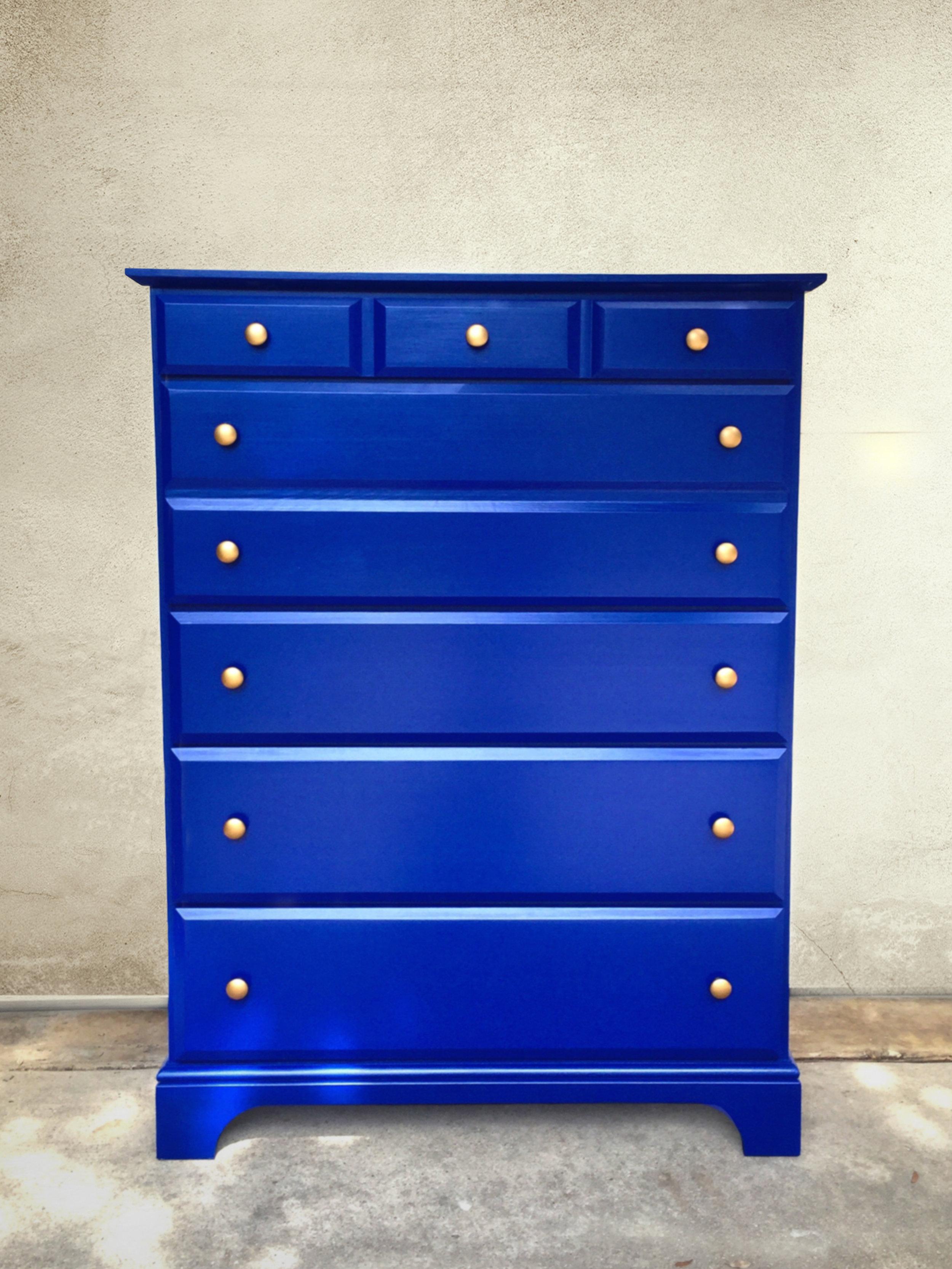 crimson + oak designs   klein blue dresser.jpg