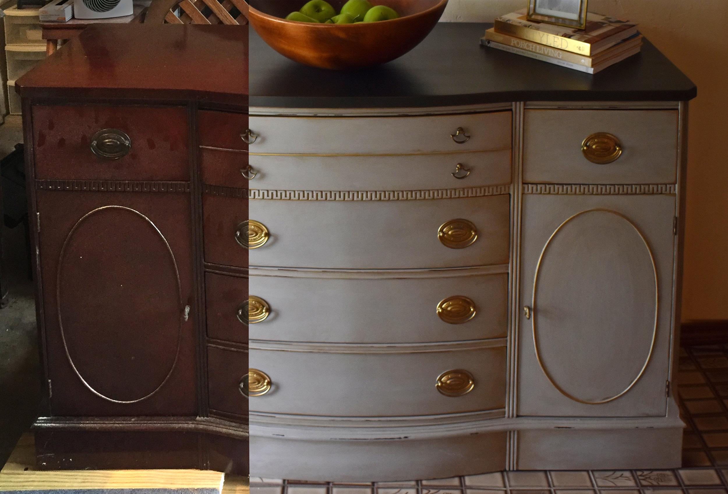 crimson + oak designs | mom's buffet BEFORE & AFTER.jpg