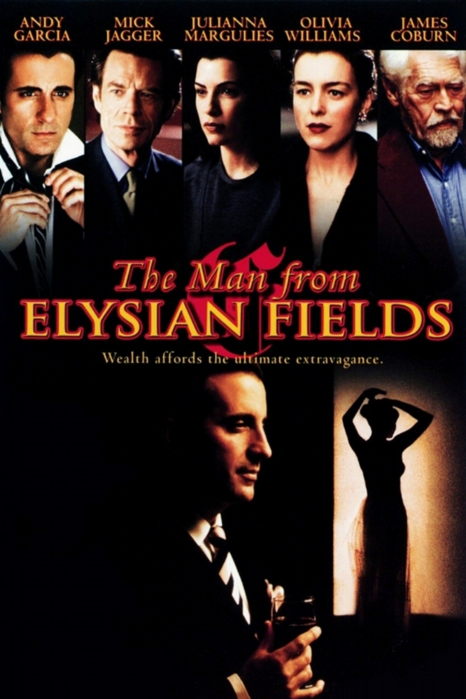The Man From Elysian Fields - Also released as