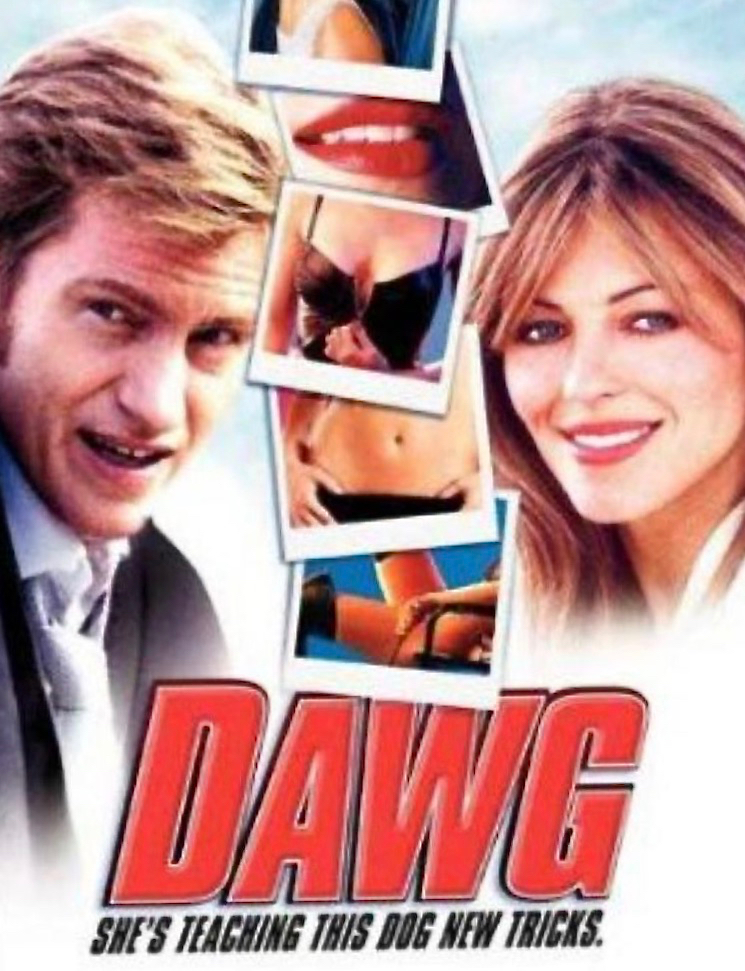 "Dawg - Also released as ""Bad Boy"" and ""Money for Mercy."" A battle-of-the-sexes comedy about a mid-thirties cocksman whose life is in shambles. A lifeline is thrown to him by a crappy early-thirties female attorney who represents his recently-deceased grandmother's estate. The old gal adored him but didn't approve of his life style. He can earn the million dollars she left him by getting twelve of the women he screwed over to utter those magic words: ""I forgive you."" It's a daunting task, complicated by the fact that the attorney, who similarly disapproves of his lifestyle, insists on accompanying Dawg to verify that he has fulfilled the terms of the will. The body of the story is their strange, funny road trip, which includes an evolving and unpredictable relationship between them. Written by: Ken Hastings. Directed by: Victoria Hochberg. Starring: Denis Leary, Elizabeth Hurley."