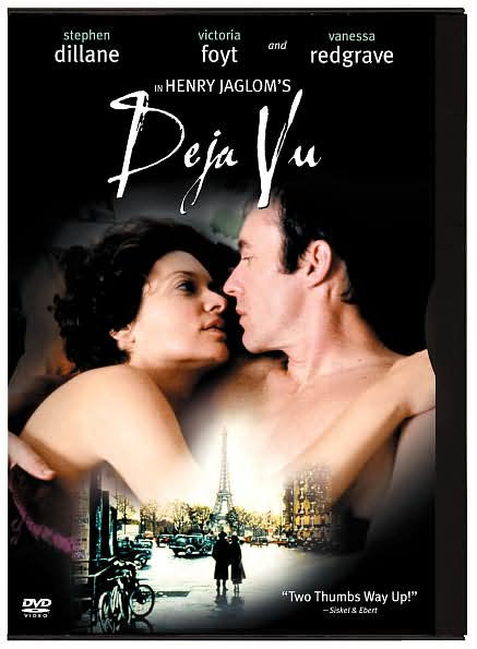 Déjà Vu - While globetrotting for business, storeowner Dana (Victoria Foyt) arrives at the White Cliffs of Dover, where she meets the engaging English artist Sean (Stephen Dillane). There is an instant attraction between them, but Sean is married and Dana is engaged. Returning home, Dana and her fiancé, Alex (Michael Brandon), are invited to spend the weekend at a friend's home, and are joined by none other than Sean and his wife. The romance sufficiently rekindled, Dana and Sean face a serious quandary. Written and directed by: Henry Jaglom. Starring: Stephen Dillane, Victoria Foyt, Vanessa Redgrave.