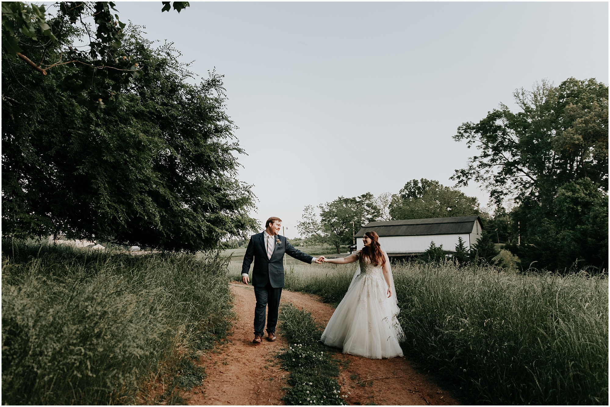 Romantic Little River Farms Wedding Photographer in Atlanta, GA