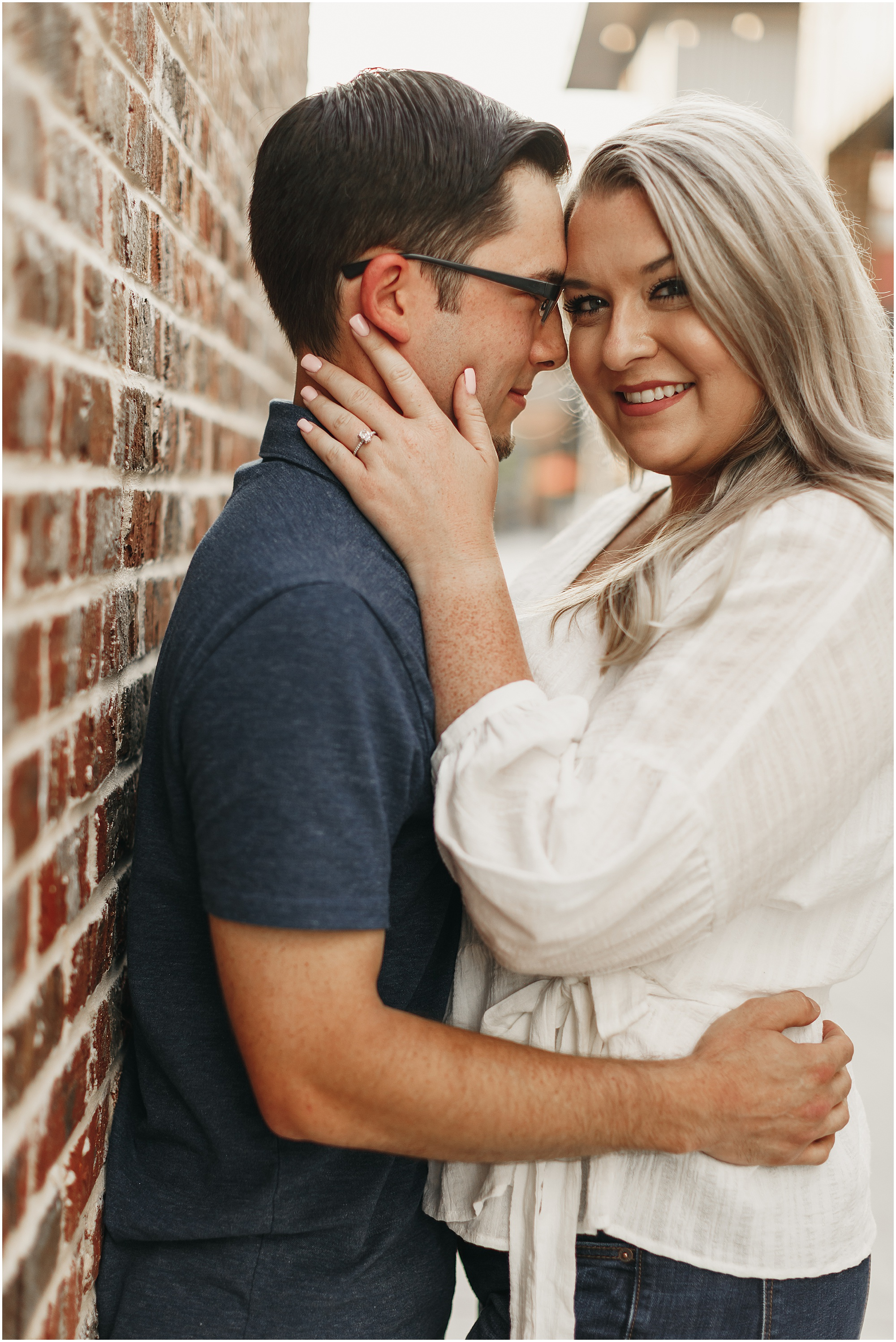 Historic Downtown Duluth Engagement Session