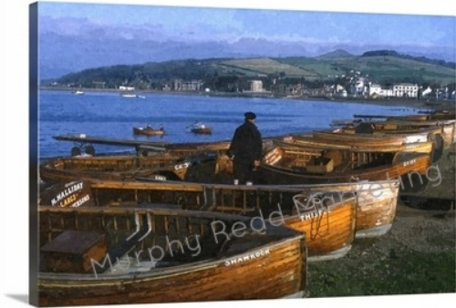 Scotland Boats
