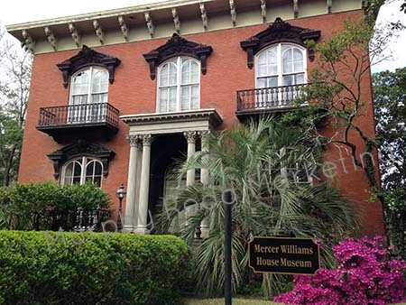 Mercer Williams House Savannah