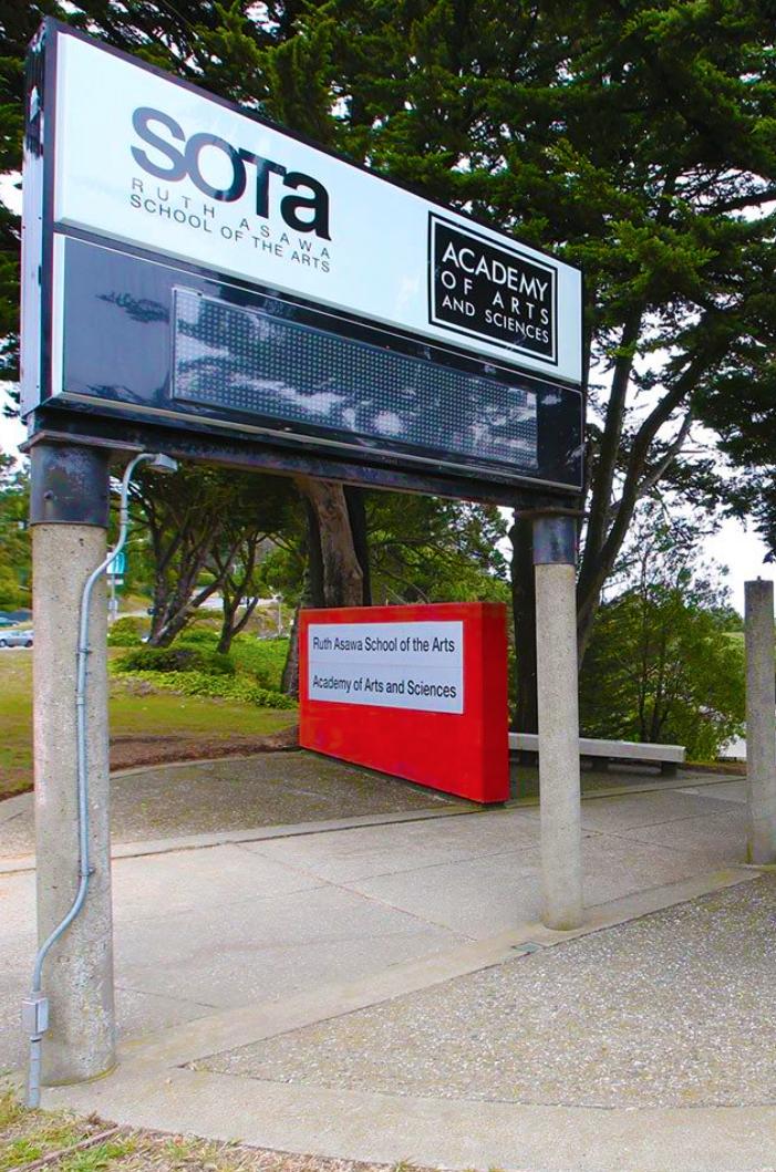 Ruth Asawa School Of The Arts - San Francisco, CA: