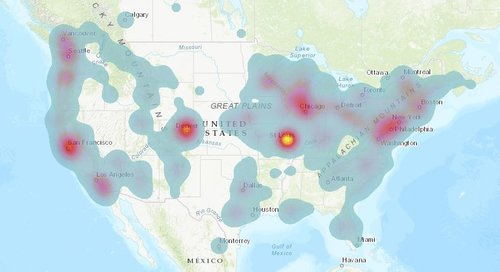 GIS Tool: Hot Spot Analysis — Will We Make It Out Alive?