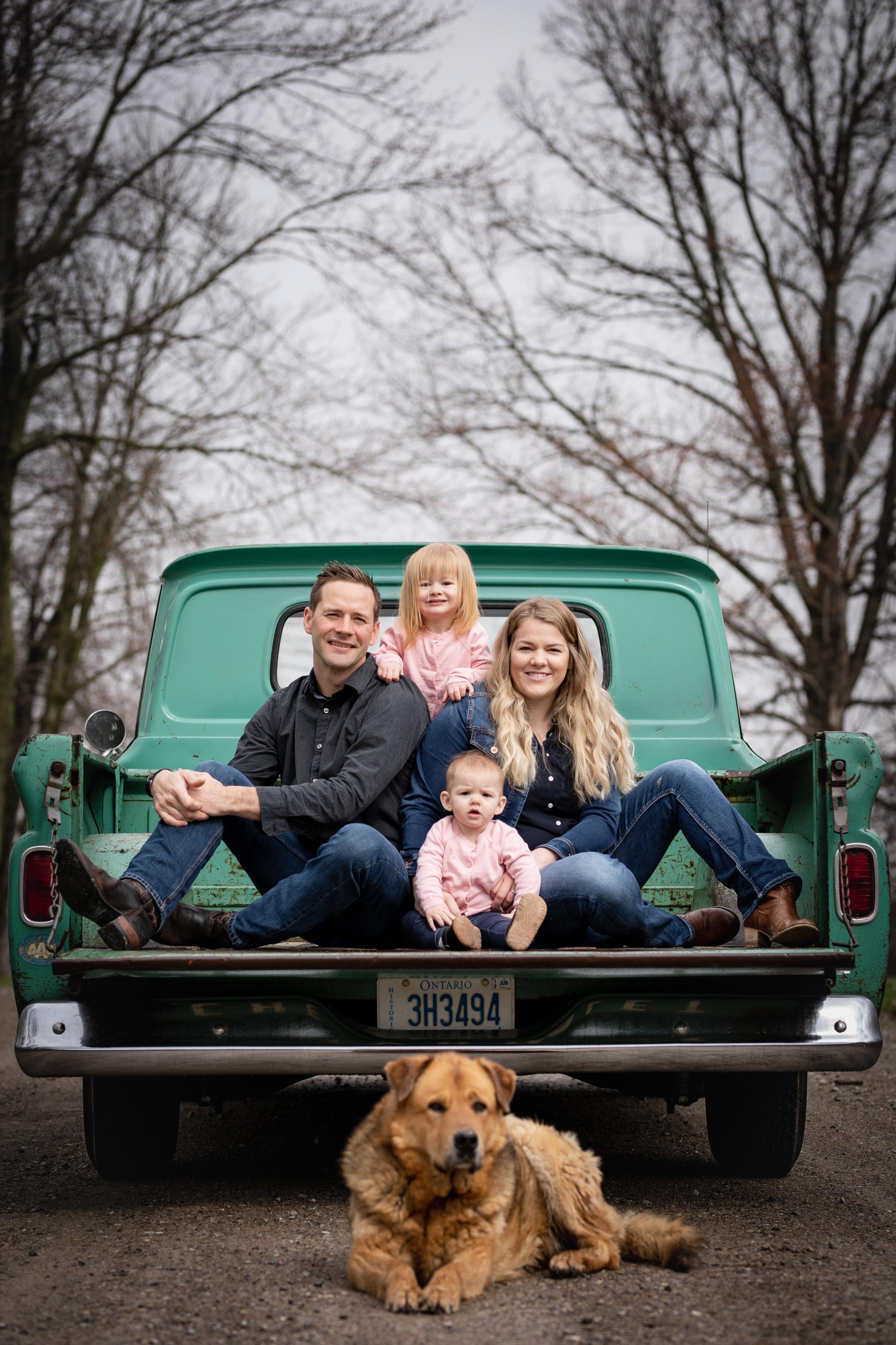 photographer-Family-Chevy-Truck-Blue-Dog-Jodie-Aldred-Photography-Middlesex-london-Dutton-glencoe-ontario-chatham-huron-lambton-elgin.jpg