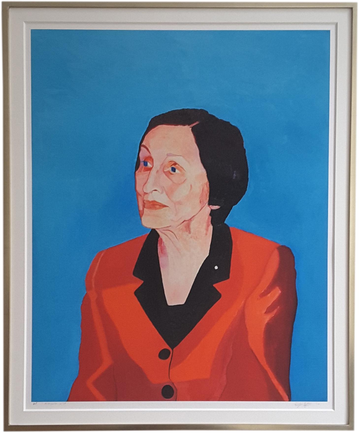 Francoise Gilot, framed print.jpg