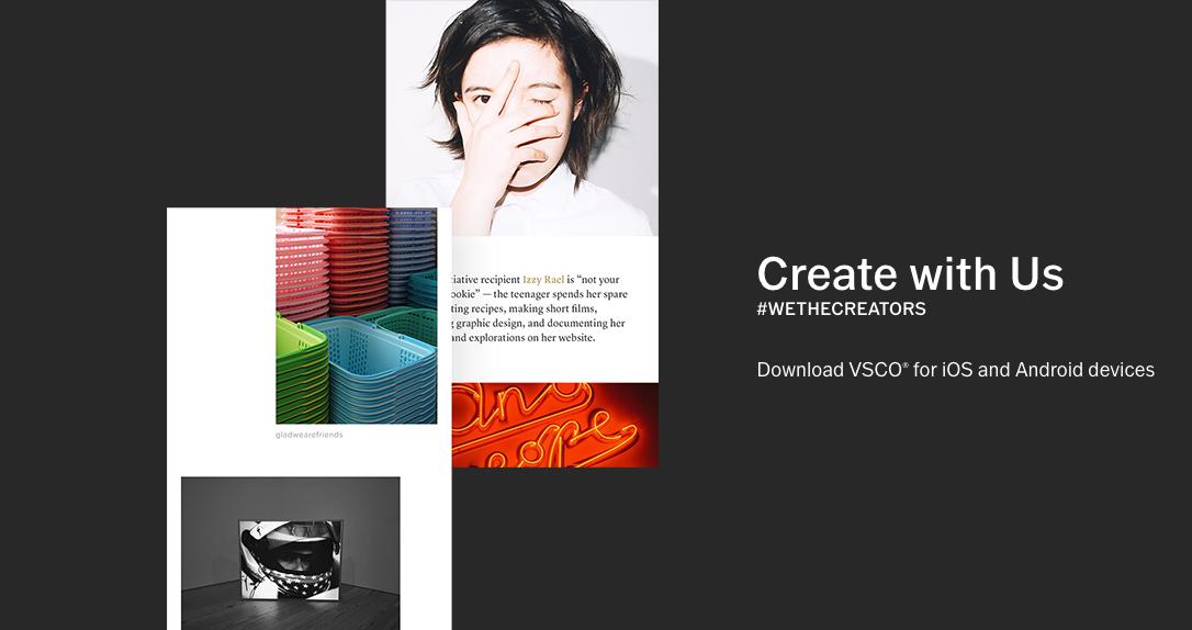 image:  VSCO