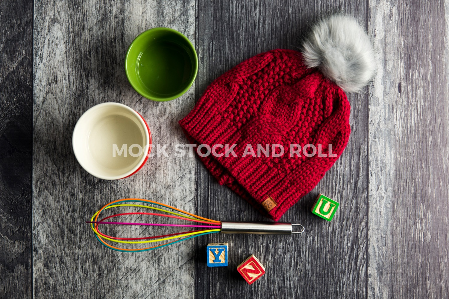 where to find cheap photo props mock stock and roll