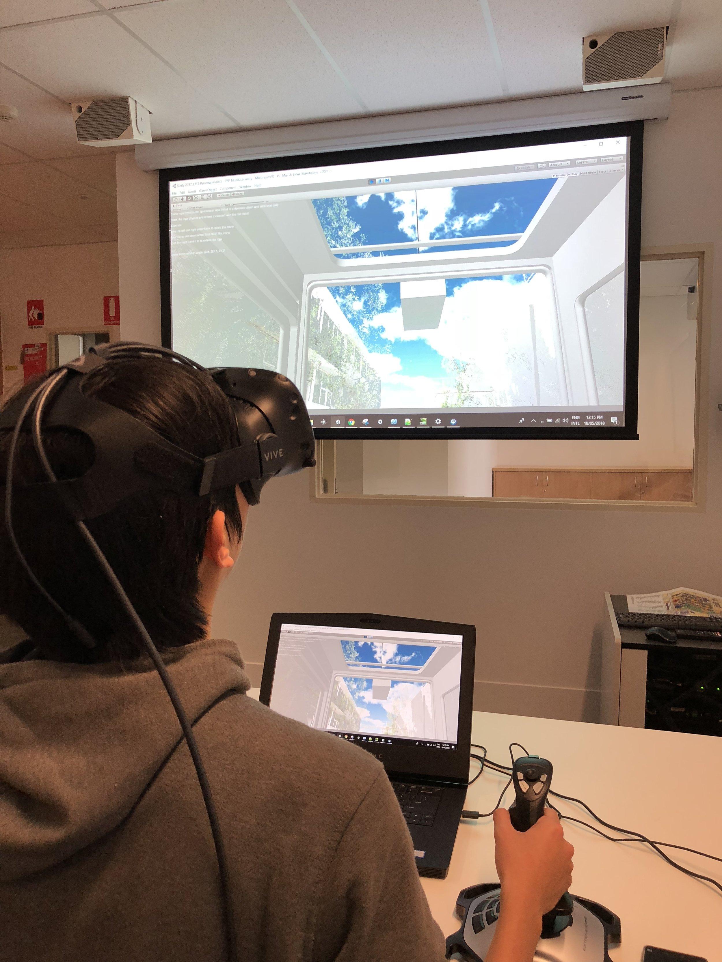 Lifting Matters March 2019 Dr Yihai Fang Lift Virtual Prototyping