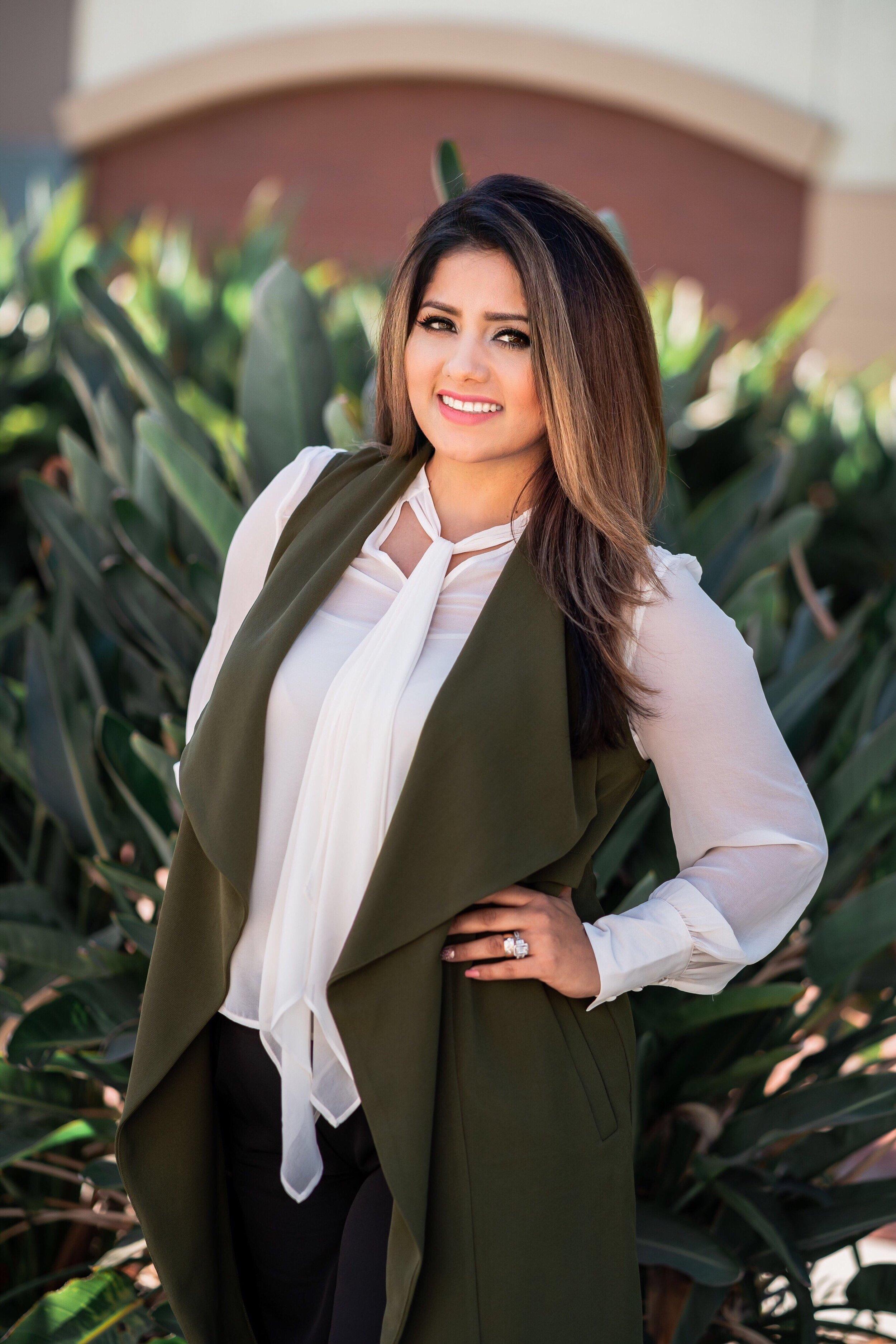 Marcela Zuniga, Corporate Relations Specialist, Education