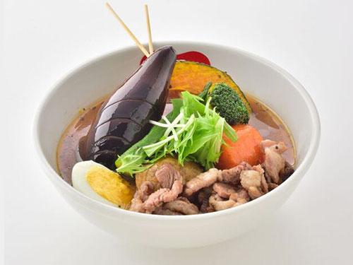 Sumiyaki Lamb
