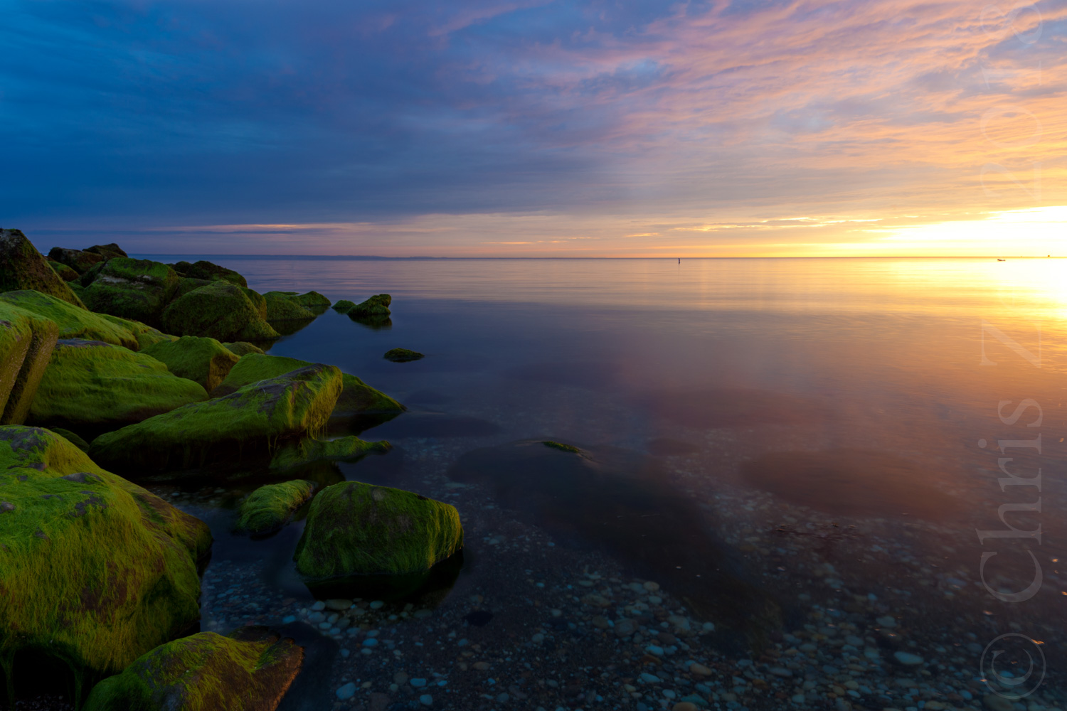 """Long Island Attorney - """"I absolutely love Chris' photographs in my office. They are peaceful and calming and bring me such happiness. The photographs wonderfully represent the beauty of Long Island.""""Joanne E., Attorney, NY"""