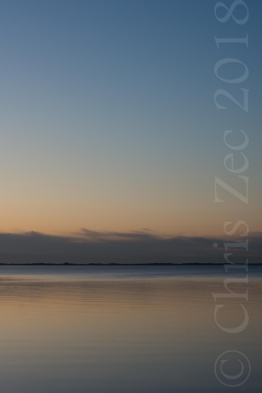 """Horizon in Blue"", 2014"