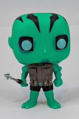 Abe Sapien Production Piece by Funko