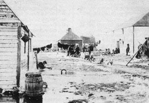Fort Churchill circa 1900