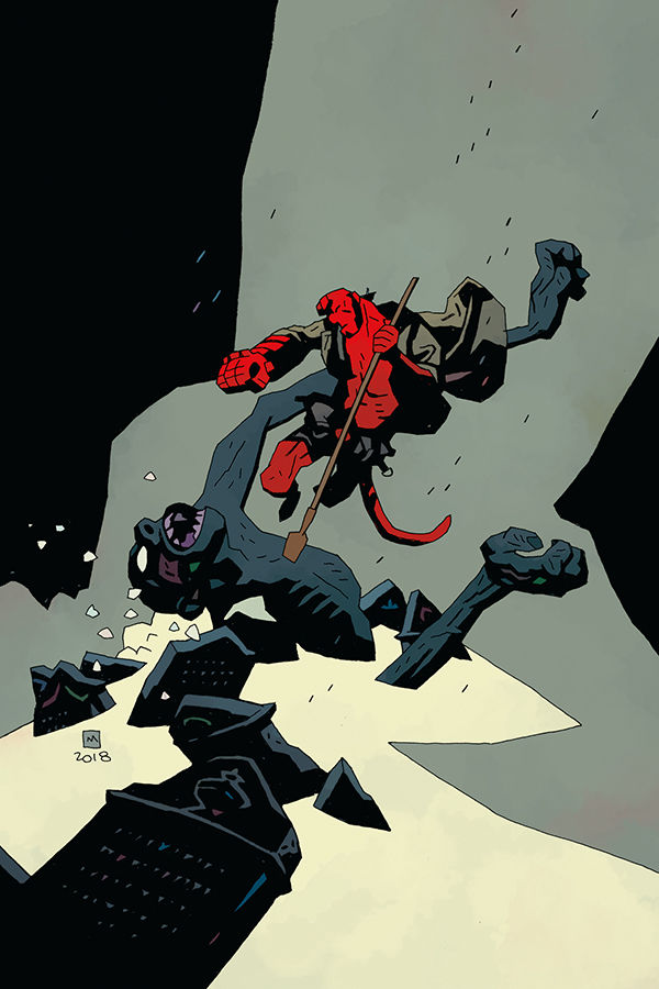 The  Hellboy Winter Special 2018  releases December 12 from all your favorite comic shops