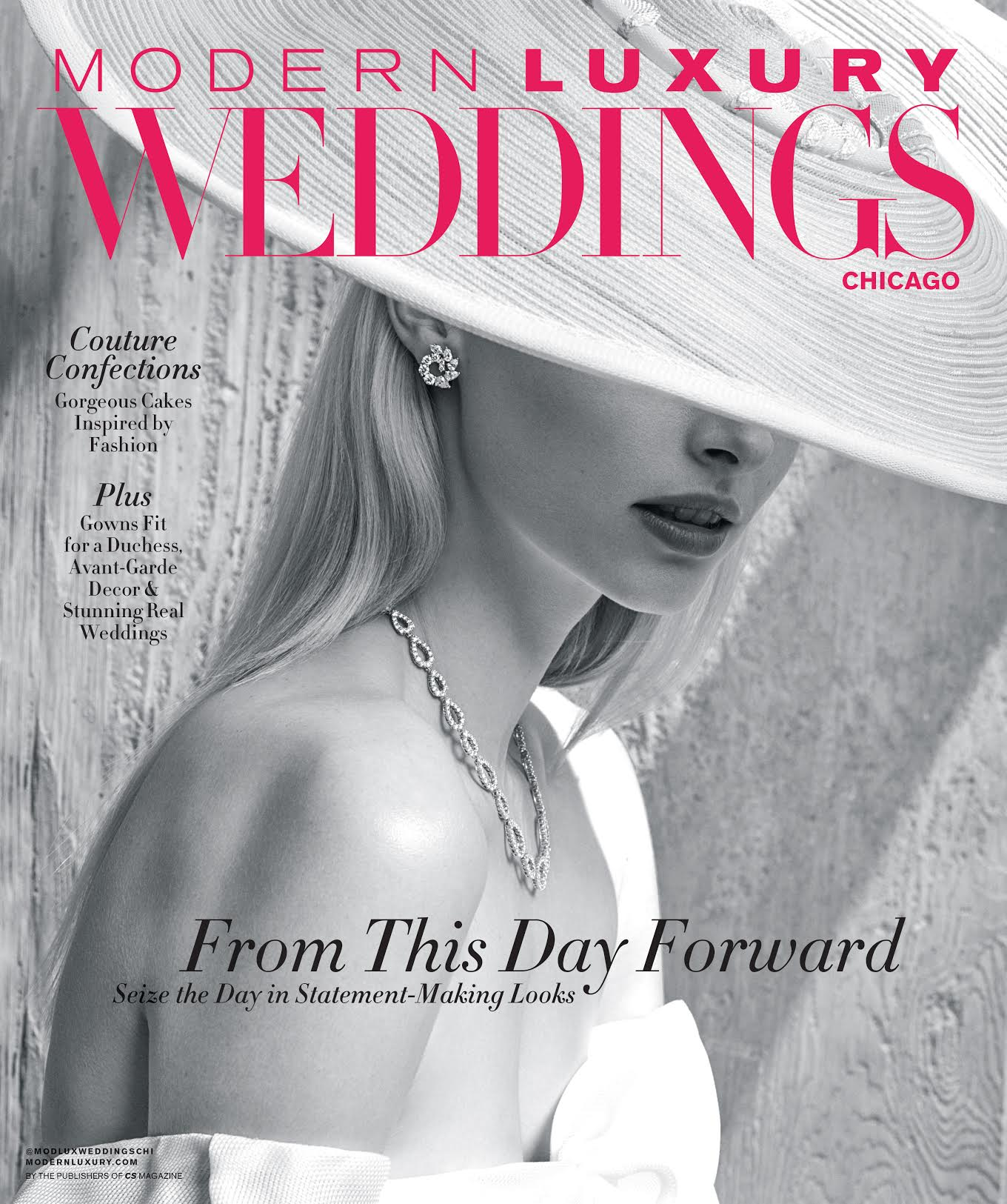 Modern Luxury Weddings - Summer 2018